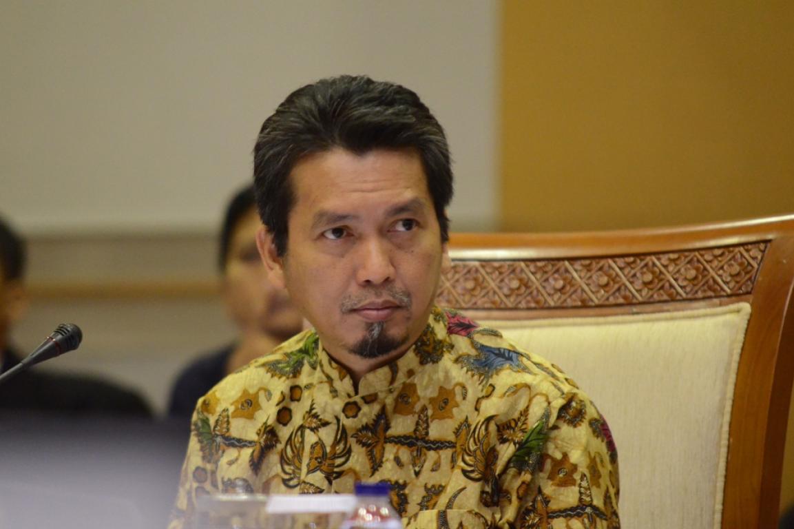 ketua-dpp-pks-bidang-politik-hukum-dan-keamanan-polhukam-almuzzammil-yusuf