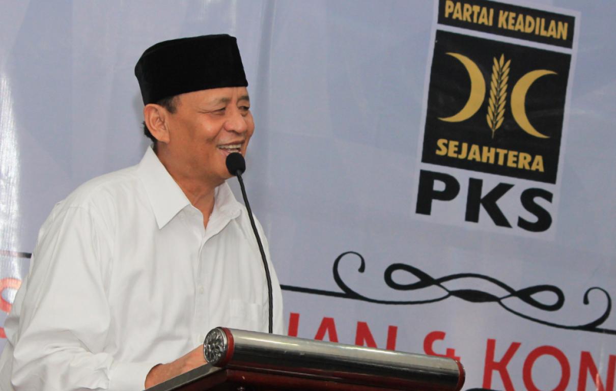 Calon Gubernur Banten, Wahidin Halim