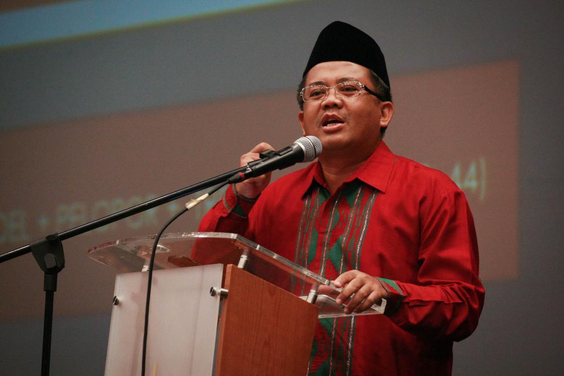 Presiden Partai Keadilan Sejahtera, Muhamad Sohibul Iman