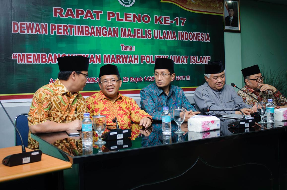 Presiden Partai Keadilan Sejahtera (PKS) Mohamad Sohibul Iman