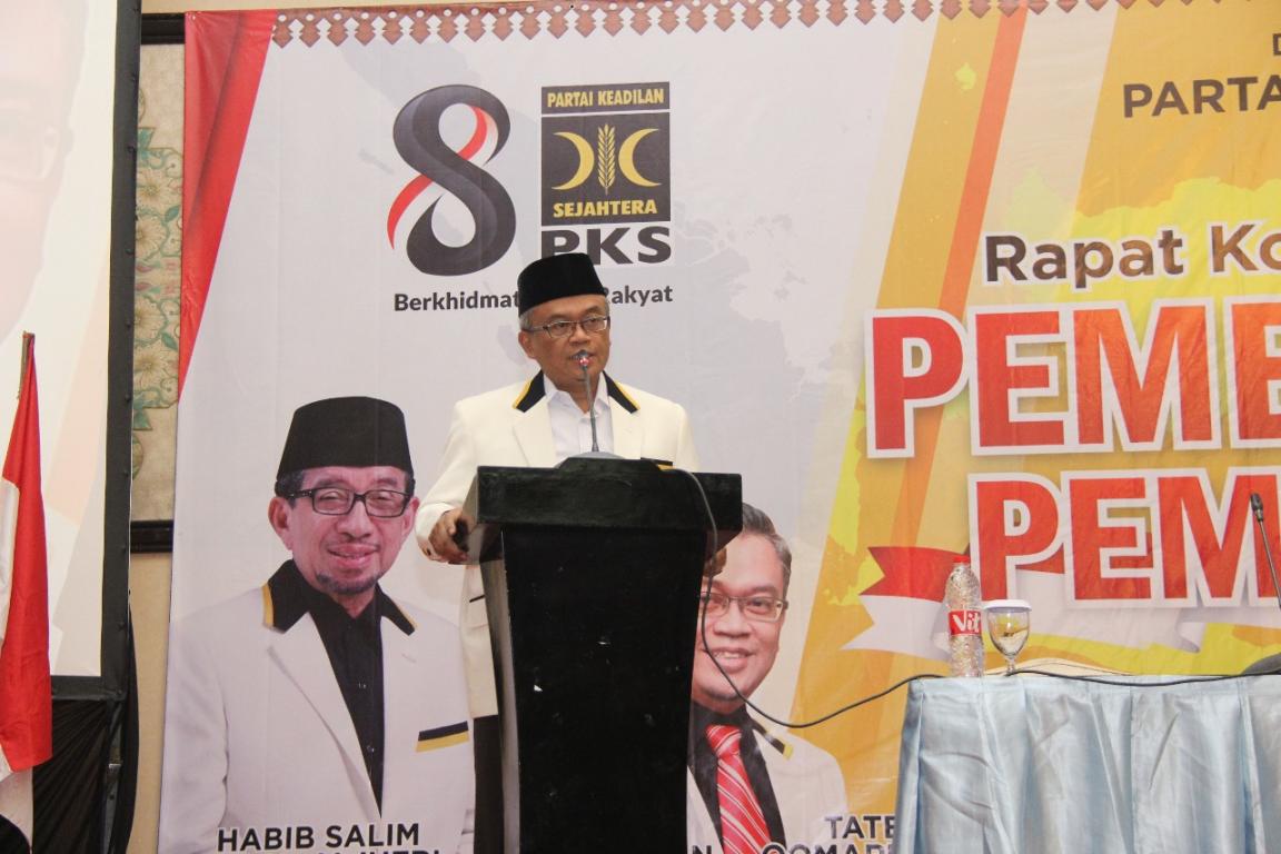 Tiga Pesan Penting untuk Kader PKS Hadapi Pemilu 2019