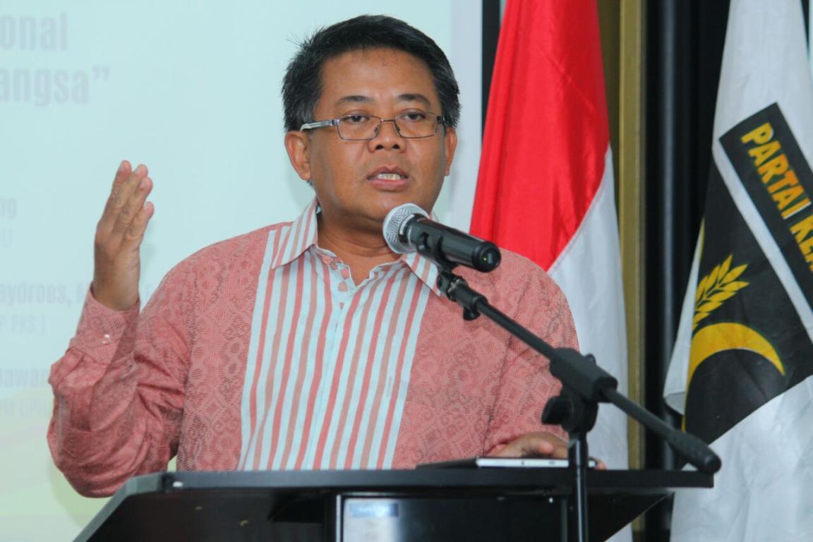 Presiden PKS Cita Mencerdaskan Kehidupan Bangsa Belum Tercapai